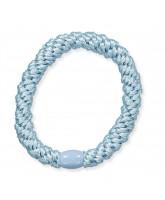 Kknekki hårelastik - lyseblå