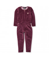 Ramona velour jumpsuit
