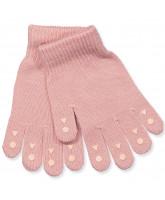 Rosa grib fingervanter