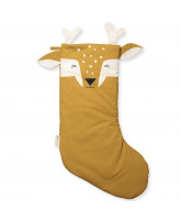 Christmas Stocking - Silly fawn