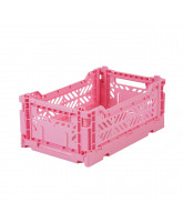Foldekasse mini - baby pink