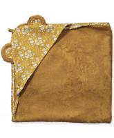 Mustard babyhåndklæde