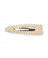 Perle hårspænde - 9 cm