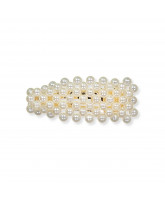 Perle hårspænde - 7 cm