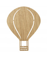 Air Balloon lampe - olieret eg