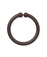 Bibs loop ringe - Chocolate
