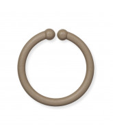 Bibs loop ringe - Dark Oak