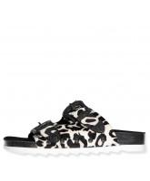 Zebra sandaler