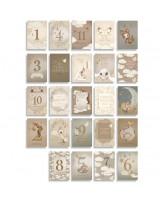 Milestone Cards - 24 stk