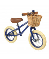 Navy First Go løbecykel