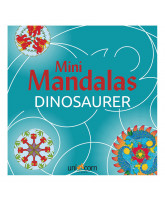 Mini Mandalas - dinosaurer