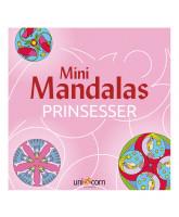 Mini Mandalas - prinsesser