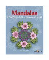 Mandalas - blomster & Bær