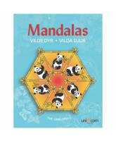 Mandalas - vilde dyr