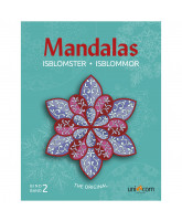 Mandalas - Isblomster Bind 2