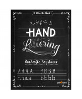 Hand Lettering Øvehæfte Bogstaver