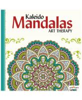 Kaleido Mandalas art therapy - hvid