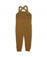 Sienna uld overalls