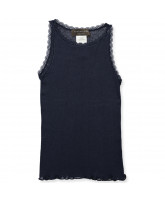 Navy uld top