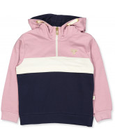 Leia zip sweat