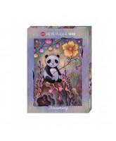 Panda Naps puslespil - 1000 brikker
