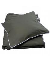 Organic Olive sengetøj