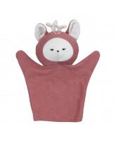 Organic hånddukke - Deer