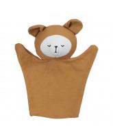 Organic hånddukke - Bear