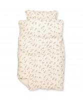 Clover muslin sengetøj
