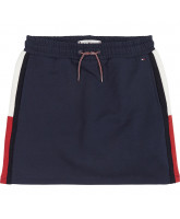 Navy nederdel