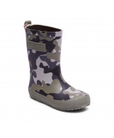Camouflage gummistøvler