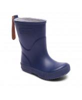 Mørkeblå gummistøvler