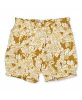 Organic floral bloomers