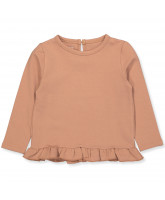 Toulouse frill sweatshirt - soft sweat