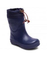 Navy termo vintergummistøvler