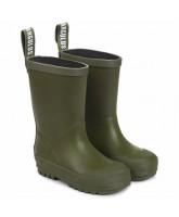 Oliven gummistøvler