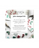 Julestempel DIY kit