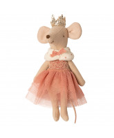 Storesøster mus - prinsesse