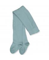 Dusty blue non-slip strømpebukser