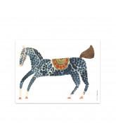 Pelle Pony plakat - 30x40 cm