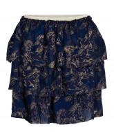 Tessa mesh nederdel