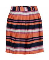 Tess pleat nederdel