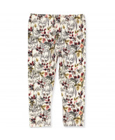 Organic Winter Flower leggings