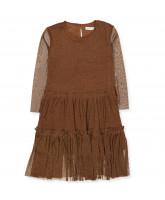 Fronora glimmer kjole