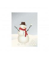Snowman kort