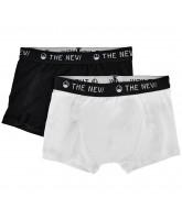 2 pak Organic boxershorts