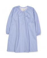 Organic Shirt Stripe natkjole