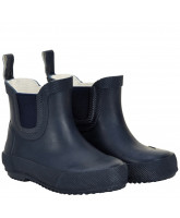 Navy gummistøvler