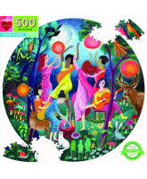 Puslespil 500 brikker - Moon Dance