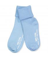 Adria blue non-slip strømper